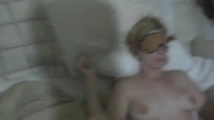 Mature housewife getting fucked blindfolded Blindfolded Wife Tricked To Fuck A Friend